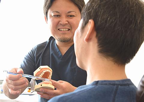 特徴-写真1-1(千代田町磯歯科医院)