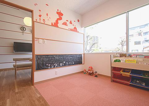 特徴-写真4-1 キッズルーム (千代田町磯歯科医院)
